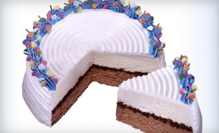 $15 for Three Groupons, Each Redeemable for $10 Worth of Ice-Cream, Cakes, and Novelties at Carvel DeWitt