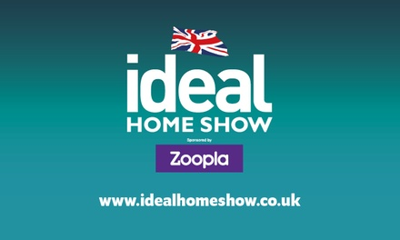 The Ideal Home Show, 24 27 May at the SEC, Glasgow
