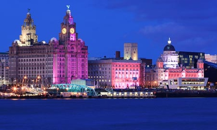 Days Inn Liverpool - Days Inn Liverpool: Days Inn Liverpool: 1 or 2 Night Stay For Two With Breakfast, Pizza Meal and Drinks from £59 (Up to 66% Off)