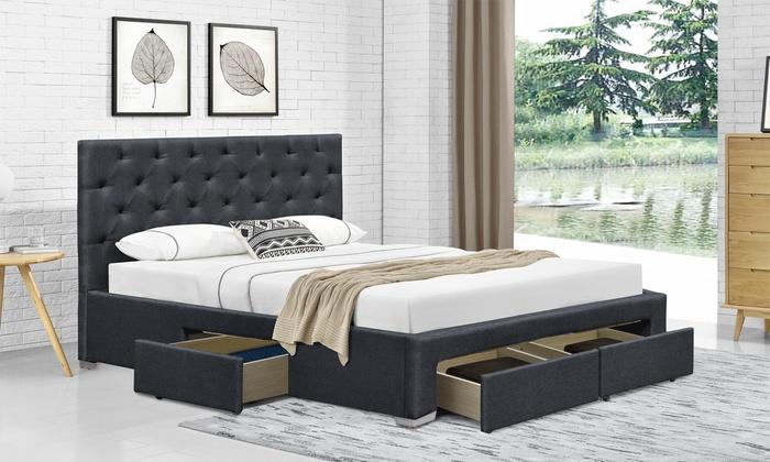 Pula Storage Bed with Optional Mattress
