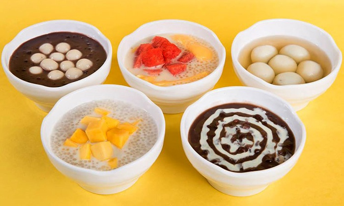 Kulu Desserts-Flushing - Flushing: $10 for Two Desserts and Two Small Drinks at Kulu Desserts (Up to $21 Value)