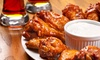 The Lighthouse - Dun Laoghaire: Chicken Wings, Chips and Beer for Two at The Lighthouse (41% Off)