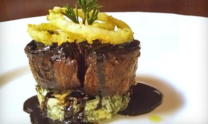 Merche! Restaurant - Northwest Harris: $20 for $40 Worth of Mediterranean Fusion Fare at Merche! Restaurant in Cypress