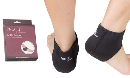 One, Two or Four Pairs of Neoprene Heel Sleeves