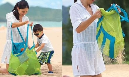 SandFree Beach Bag: One .95 or Two $16 Don't Pay up to $36.95