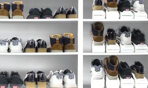 4 à 16 range-chaussures malins