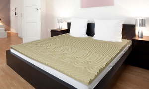 matelas m moire de forme et surmatelas pas chers groupon. Black Bedroom Furniture Sets. Home Design Ideas
