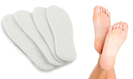 2 Paar Thermo-Schuheinlagen (bis zu 85% sparen*)