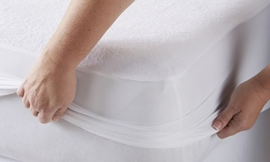 100% Cotton and Waterproof Mattress Protector