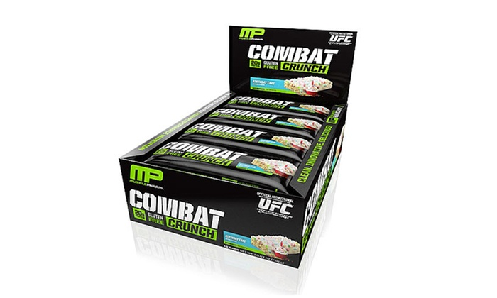 Muscle Pharm Bars 12 Count
