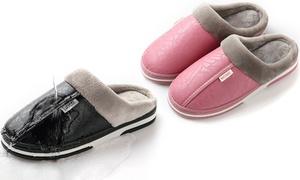 (Mode)  Chaussons imperméables unisexes -61% réduction