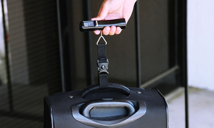 iMounTek Portable Electronic Luggage Scale for £4.49