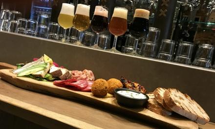 High Beer inclusief bijpassende hapjes bij Gastropub Helst Amsterdam midden in De Pijp