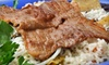 Sabor A Cafe - North Side: Colombian Dinner at Sabor A Cafe (Up to 53% Off). Four Options Available.