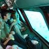大型水中観光船オルカ号で行く水中観光クルーズ
