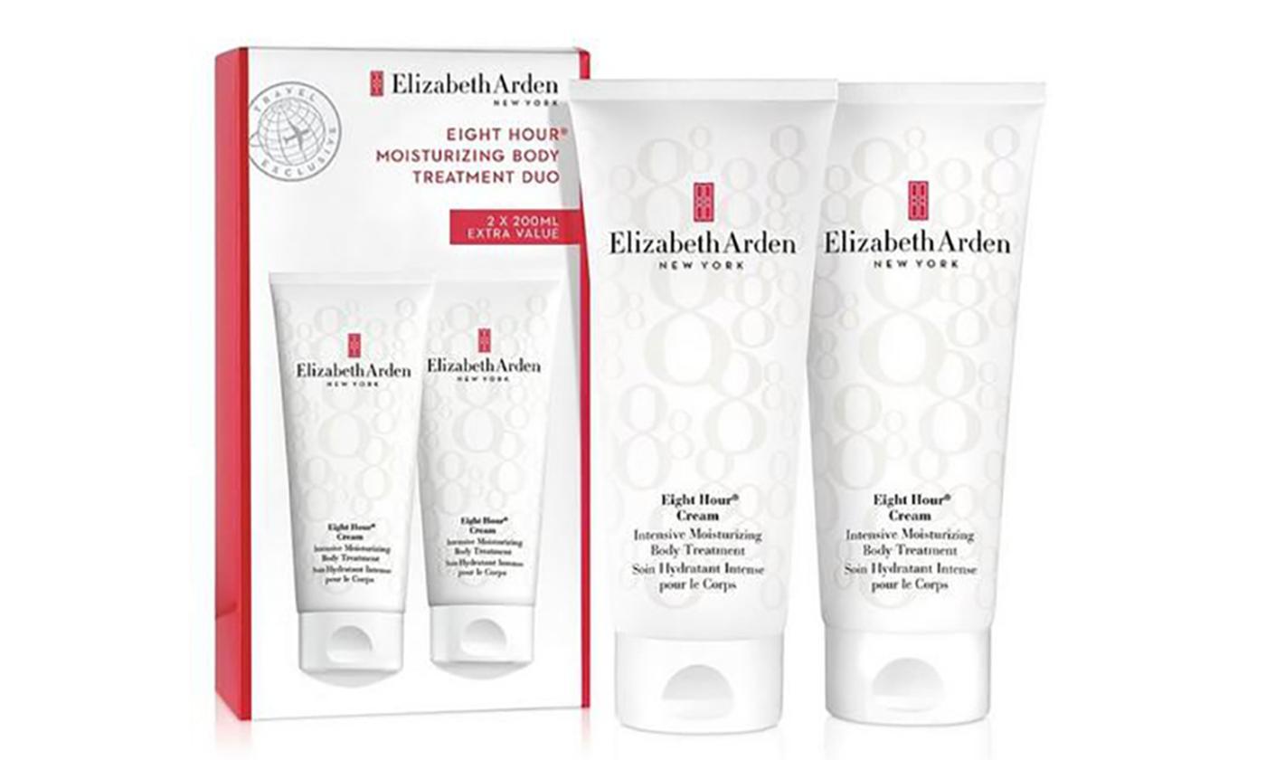 Elizabeth Arden 8 Hour Intensive Moisturising Body Treatment Gift Set