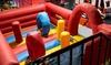 Acceso a parque infantil