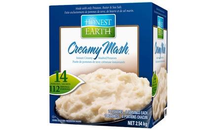 1x oder 2x Honest Earth All Natural Instant-Kartoffelpüree 1088 g