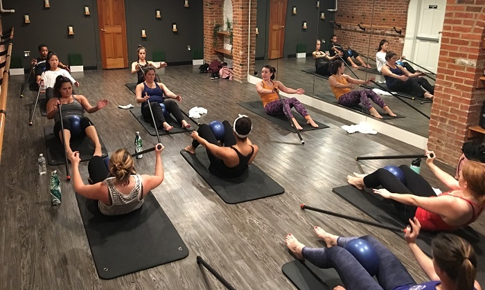 The Greatest Guide To Classpass Baltimore