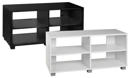 TV Stand with Optional Drawers