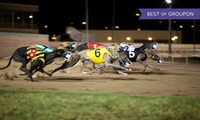 Greyhound Races with a Programme, Meal and Drink for Two, Four or Six at Doncaster Greyhound Stadium (Up to 74% Off)