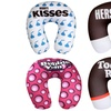Candy Brand Microbead Travel Pillow