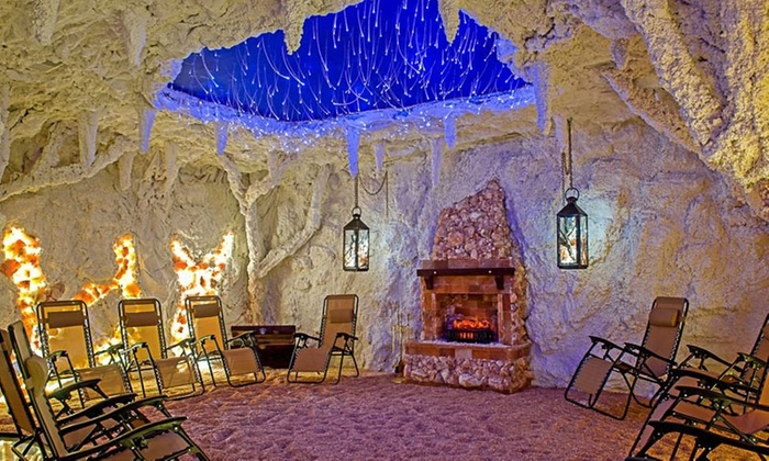 952e1be2586f4 Royal Salt Cave & Spa - Up To 51% Off - Frankfort, IL | Groupon