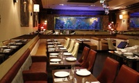 10-Course Tasting Mezze Menu with Wine for Two or Four at Al Basha, Kinghtsbridge (70% Off)