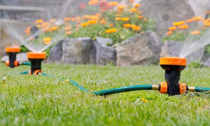 Superieur Garten Bewässerung Set