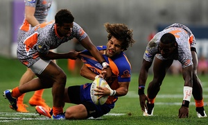 5th Annual Serevi RugbyTown Sevens: Serevi RugbyTown Sevens on August 27 or 28