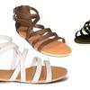 Dooballo Brinley Women's Sandal (Sizes 6, 7, 8)