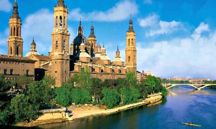 Zaragoza: hasta 5 noches para 2 con detalle de bienvenida y opción a desayuno en Hotel Eurostars Boston 4*
