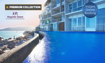 Magnetic Island, Queensland: Up to 7Night Stay for Up to Four with Wine and Chocolates at 4* Grand Mercure Apartments