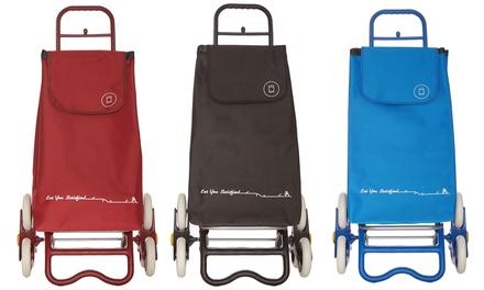 Chariot de marché Guinguette 6 roues Isotherme