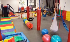 We Rock The Spectrum: Open Play, All-Day Passes, or Party Package at We Rock The Spectrum (Up to 61%61% Off)