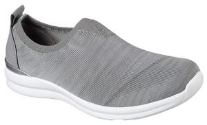 Skechers Women S Bobs Comfort Slip On Sneakers Size 8