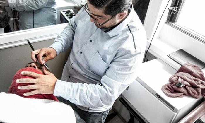 Mens Haircut Packages Jose Barber Groupon