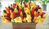 Edible Arrangements - Multiple Locations: $20 for $40 Worth of Fruit and Chocolate-Dipped Fruit Bouquets from Edible Arrangements. Three Locations Available.