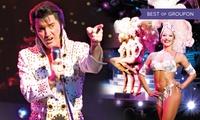 """2 Tickets für """"Elvis – das Musical"""" am 01.03.2017 in der Liederhalle Stuttgart (bis zu 42% sparen)"""