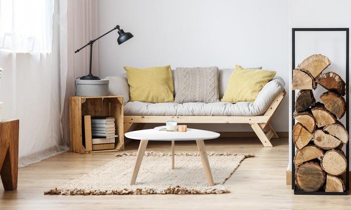 jusqu 39 63 table basse homekraft groupon. Black Bedroom Furniture Sets. Home Design Ideas