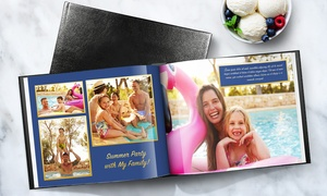 Personalized Leather Photo Books