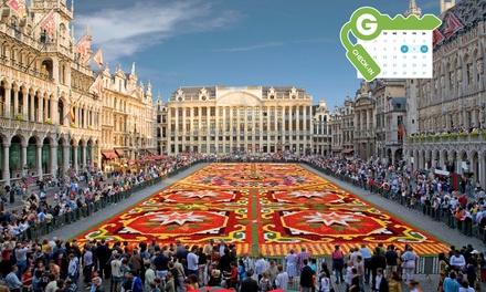 Bruselas: habitación doble económica o confort con desayuno en Boutique Hotel Saint-Géry