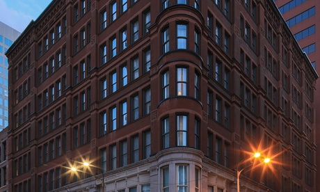 Stay at 4-Star Top-Secret Downtown St. Louis Hotel, with Dates into February 2019 photo