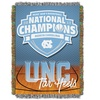 NCAA 2017 Basketball National Champions Tapestry: UNC