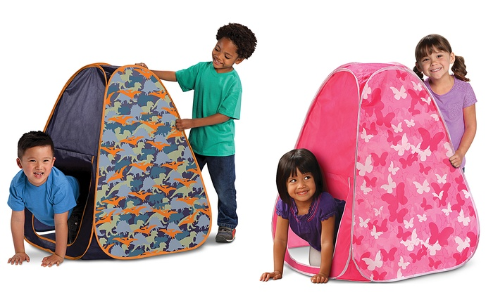 Discovery Kids Pop-Up Tent Discovery Kids Pop-Up Tent ...  sc 1 st  Groupon & Discovery Kids Pop-Up Tent | Groupon Goods