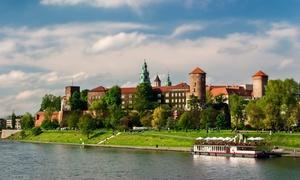 Kraków For You : Godzinny rejs statkiem Lajkonik od 25,99 zł z firmą Kraków For You (do -40%)