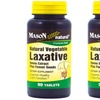 90 Tablets of Mason Natural Vegetable Laxative (2-Pack)