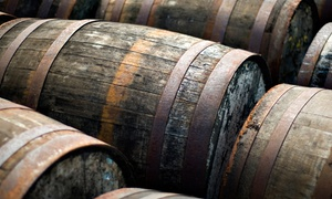 "BelleWood Distilling: ""Farm to Glass"" Distillery Tour for Two or Four at BelleWood Distilling (Up to 58% Off)"