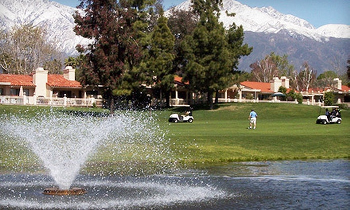 Upland Hills Country Club - Upland: 18-Hole Round of Golf for Two or Four with Cart Rental at Upland Hills Country Club (58% Off)