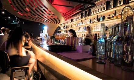 $25 to spend on any drinks of your choice at The Basement Bar LOT 1. Sydney CBD